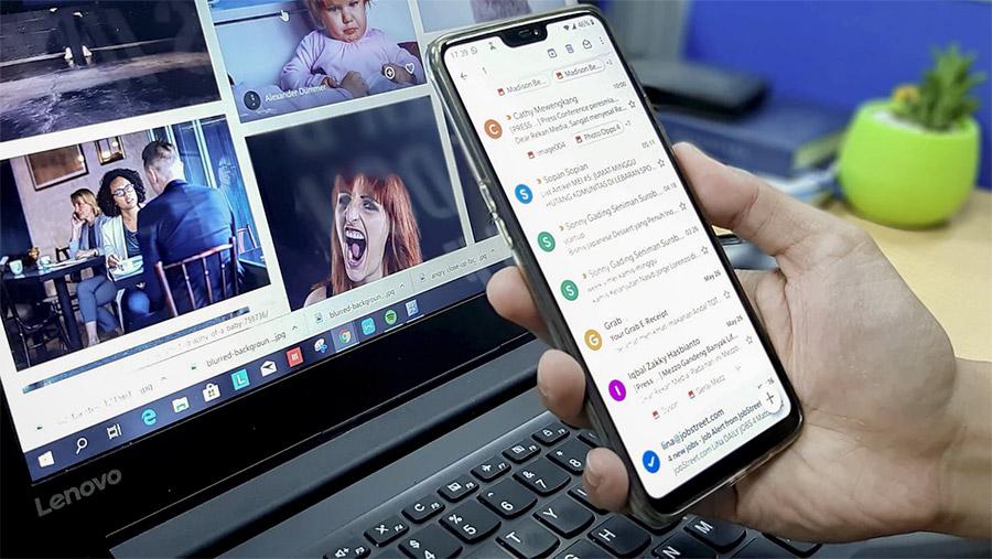 Buat tampilan email menjadi responsive agar dapat tampil dengan baik di semua ukuran layar