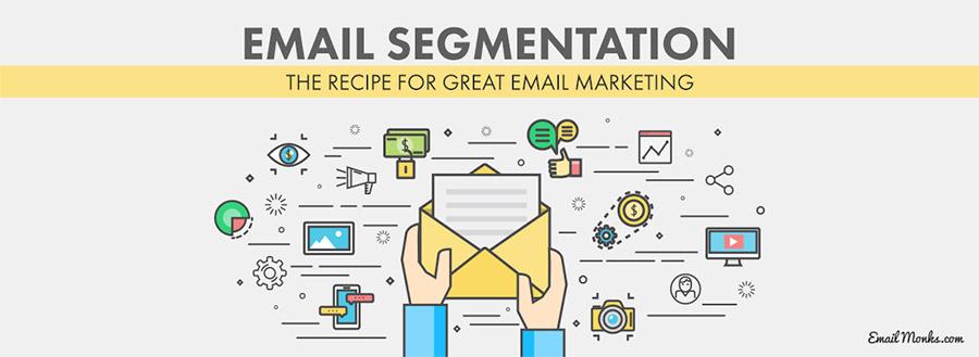 Lakukan segmentasi email list