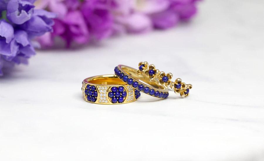Emas perhiasan mudah untuk diperoleh